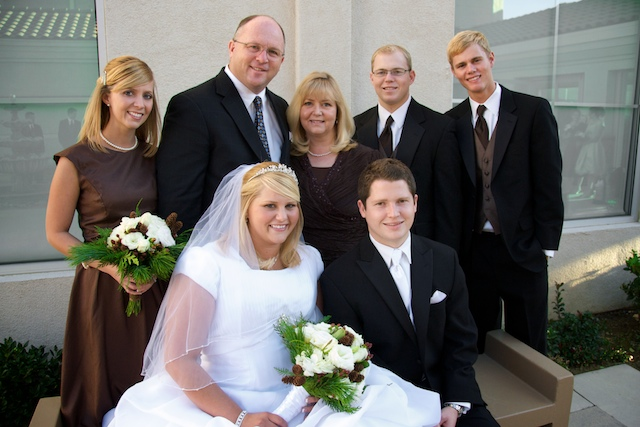 Jon & Kristi's Wedding