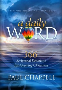 A Daily Word devotional book