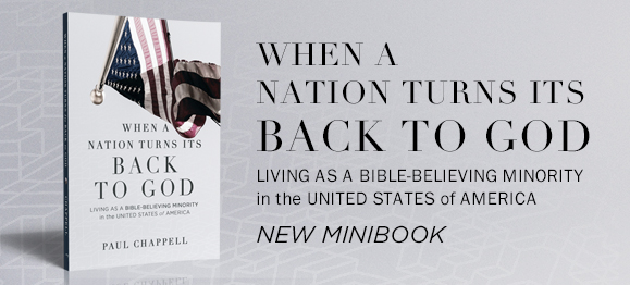 When a Nation Turns Its Back to God—New Minibook Available