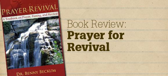 Book Review: Prayer for Revival