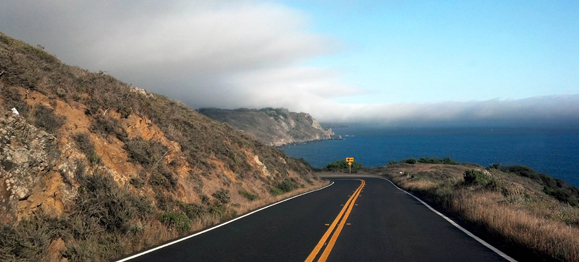 California-Coastline-Road