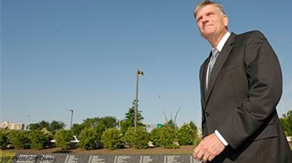 No Tolerance at Pentagon for Jesus Christ or Evangelist Franklin Graham