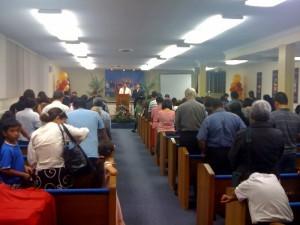 Los Angeles Baptist Church—10th Anniversary