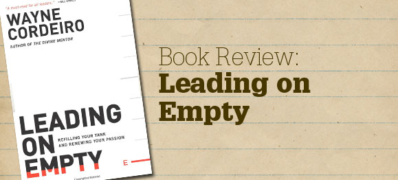 Book Review: Leading On Empty