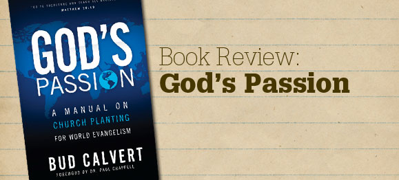 Book Review: God's Passion