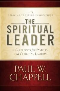 Spiritual Leader Cover