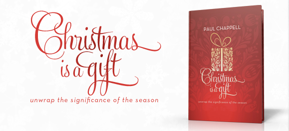 New Minibook: Christmas Is a Gift