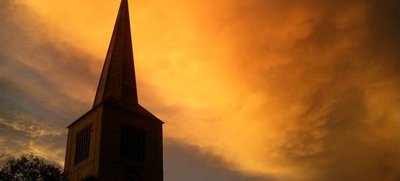 church-steeple