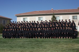 West Coast Baptist College Graduation