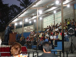 Ministry in El Salvador
