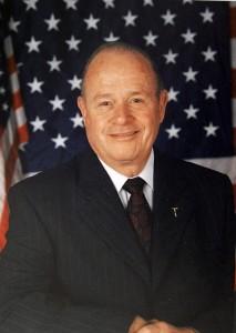 Pastor Dan Hampton