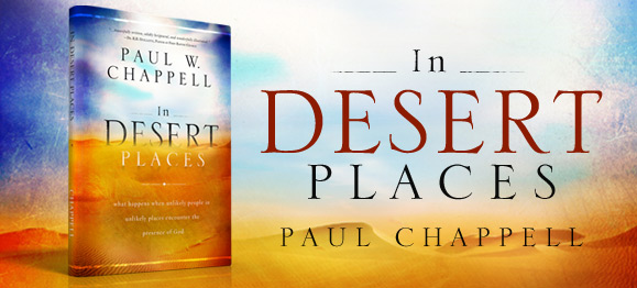 New Book: In Desert Places