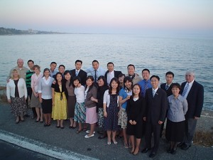 Fellowship with Korean Students of WCBC