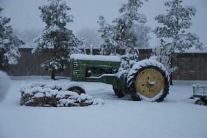 snow-tractor