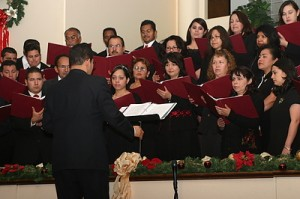 spanish-choir