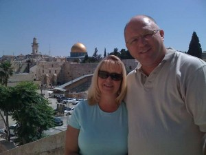 Our Visit to the Holy Land